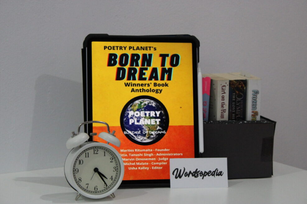 Born to dream - a winner's anthology