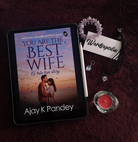 Book cover of You are the Best Wife