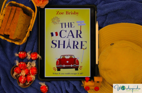 The Car Share cover image