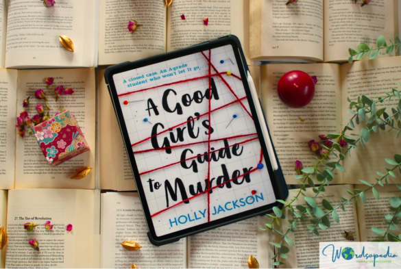 A good girls guide to murder by Holly Jackson