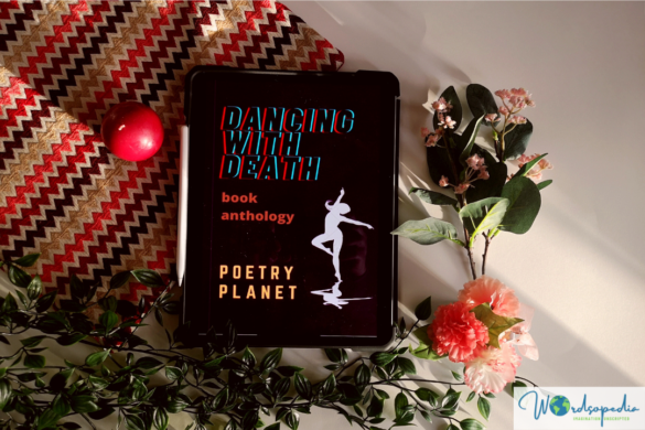dancing with death cover pic poetry planet