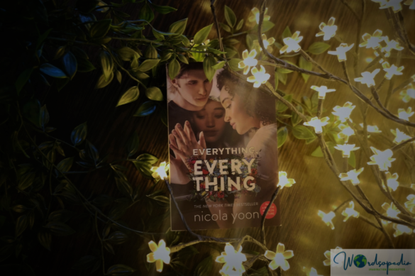 Everything Everything by Nicola Yoon book cover
