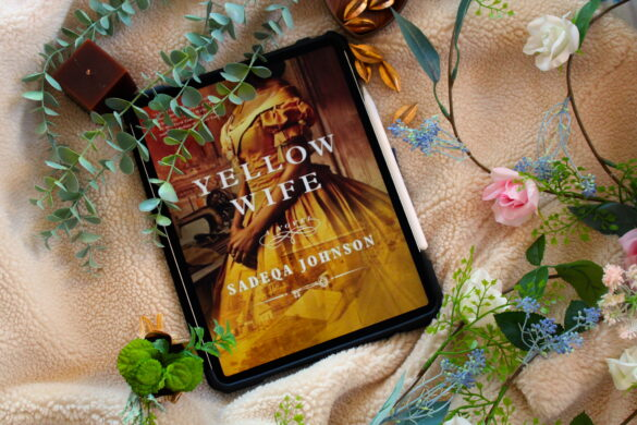 Yellow Wife by Sadeqa Johnson Book Cover picture